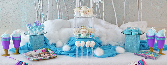 """Frozen"" Birthday Party"