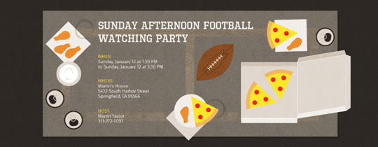 football, watch the game, super bowl, pizza, beer, wings, football game