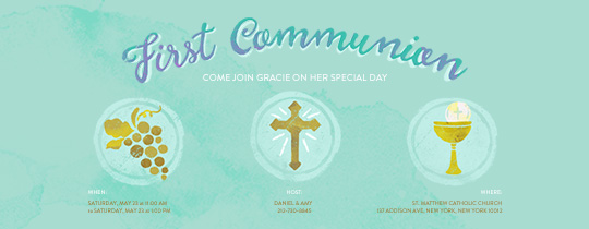 communion, first, first communion, grapes, cross, religious