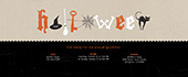 black cat, bones, broom, cat, halloween, key, orange, spider, spider web, web, witch