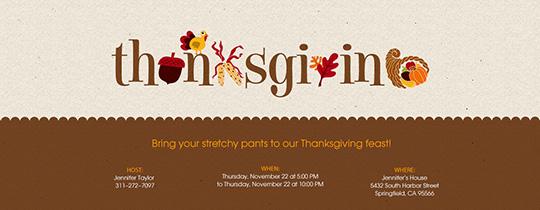 acorn, autumn, corn, cornucopia, fall, horn of plenty, leaf, leaves, maize, thanksgiving, thanksgiving dinner, thanksgiving potluck, turkey