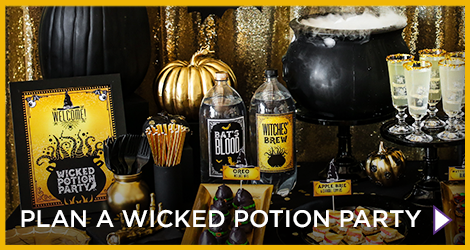 Wicked Potion Party