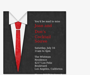 Madison Avenue Invitation