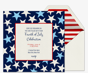 Born On The 4th Of July Cards Fourth of July ...