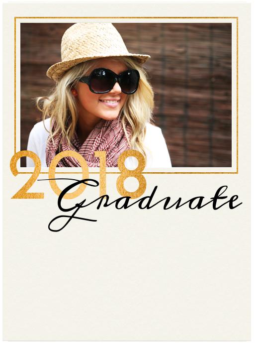 graduate 2018 invitation evite
