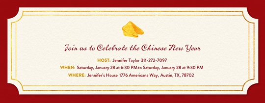 Invitations Free eCards and Party Planning Ideas from Evite – New Year Invitation Template