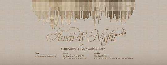 Fringe Invitation
