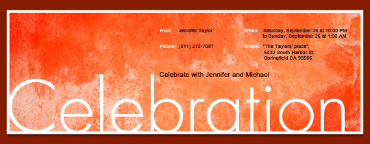 Online Diwali Party Invitations Evite - Celebrate it templates place cards